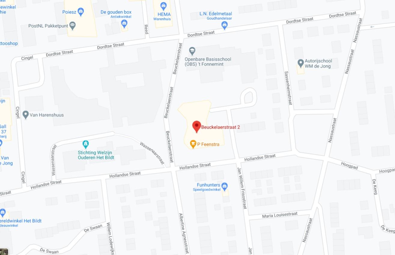 GooglemapsSchermafbeelding